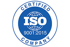 ISO 9001:2008 Certification Seal
